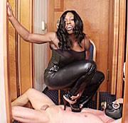 Black Bodybuilding Trampling
